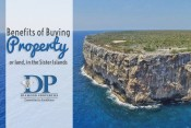 Benefits of Buying property or land in the Sister Islands