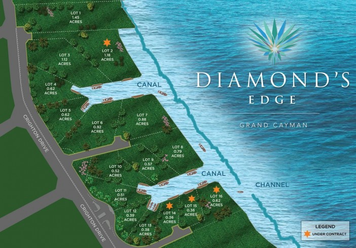 Diamond's Edge Waterfront  In Crystal Harbour - Image 4
