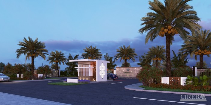 Diamond's Edge Waterfront In Crystal Harbour - Image 1