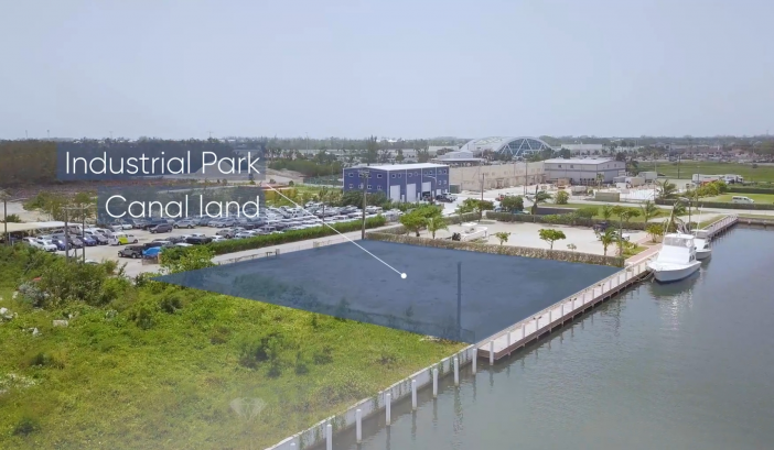 AIRPORT INDUSTRIAL PARK CANAL - Image 1